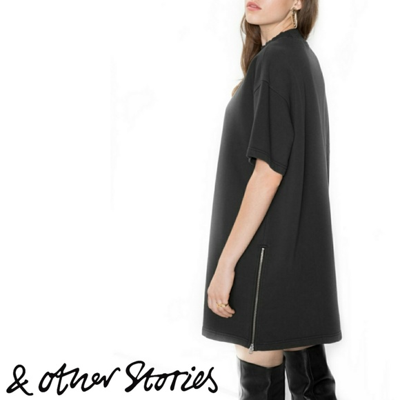 & OTHER STORIES Zipper Shirt Dress Comfortable B49VKN